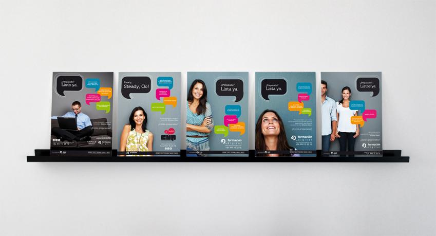 Anagrama Comunicación, responsable de la campaña publicitaria 2011 de Formación Digital