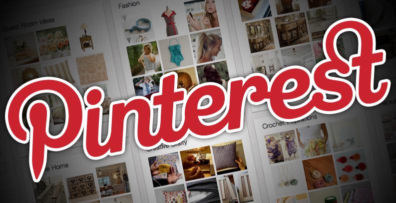 Pinterest, más que un sitio para compartir imágenes