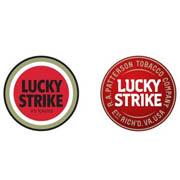 Lucky Strike presenta nuevo logotipo