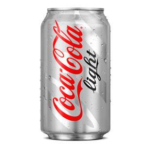 Coca-Cola light imagen 2013