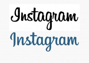 Instagram rediseño logotipo
