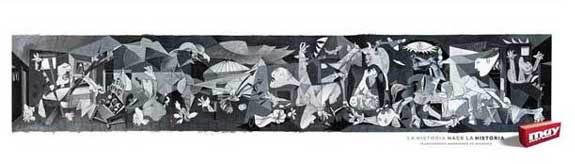 Campaña 75 aniversario bombardeo Guernica