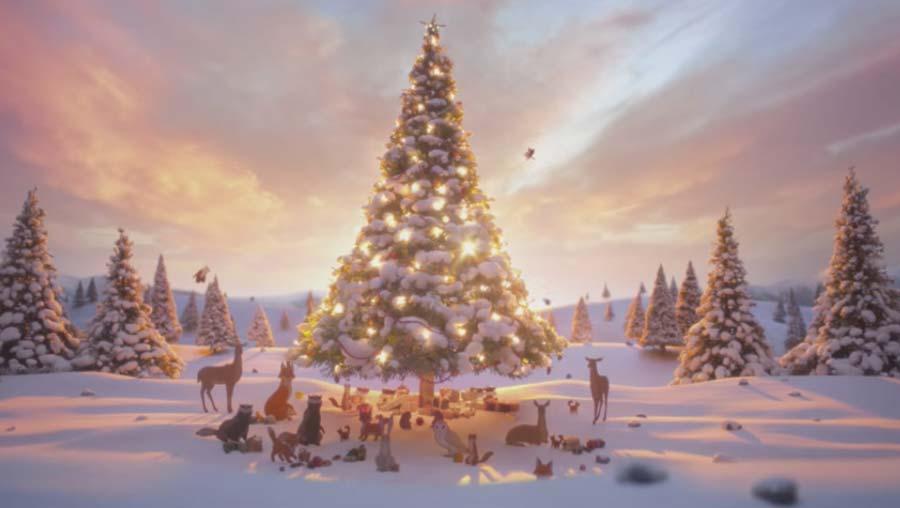 John Lewis, una navidad para todos