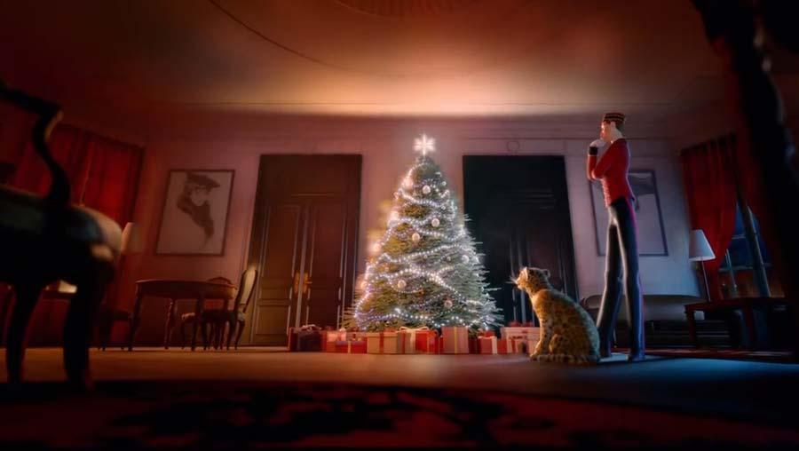 Cartier presenta su cuento de Navidad