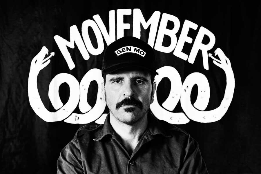 Este noviembre, déjate bigote. Apoya a Movember 2013