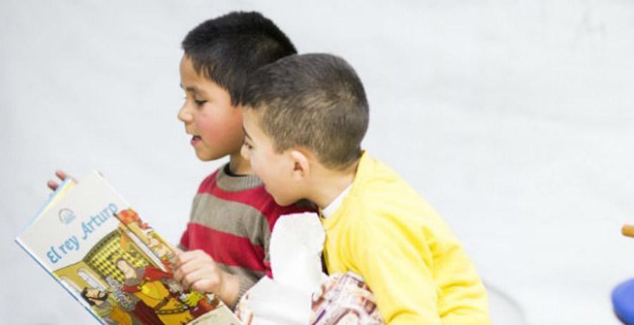 Cooperación Internacional regala 'Una sonrisa por Navidad'