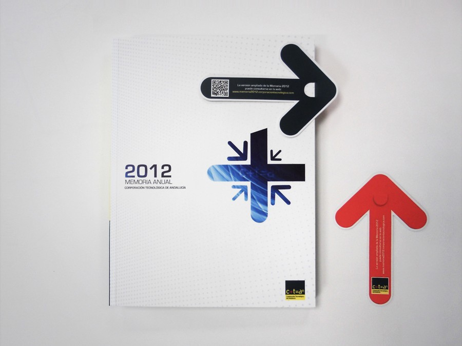Anagrama Comunicación diseña y maqueta la Memoria Anual de Corporación Tecnológica de Andalucía