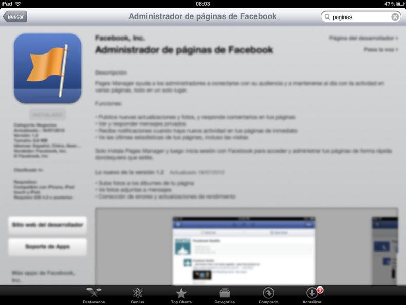 Administración colaborativa en Facebook: una funcionalidad nueva permite saber qué administrador publica en una página