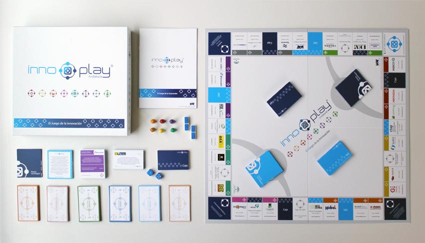 Anagrama Comunicación diseña InnoPlay, el Juego de la Innovación