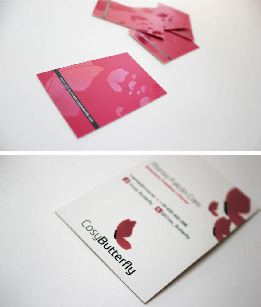 Branding - Cosy Butterfly - Anagrama Comunicación&Marketing
