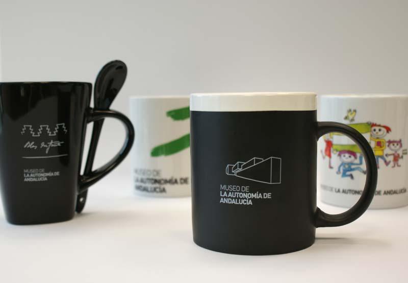 Objetos Promocionales - Museo de la Autonomía de Andalucía - Anagrama Comunicación&Marketing