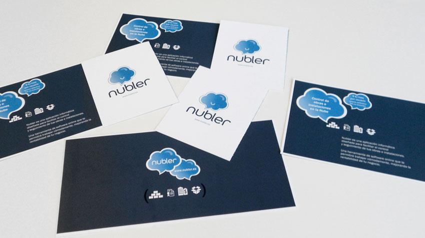 Anagrama Comunicación diseña la identidad de Nubler, una app desarrollada por Icinetic
