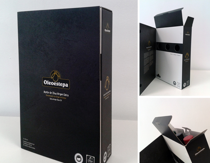 Oleoestepa – Packaging