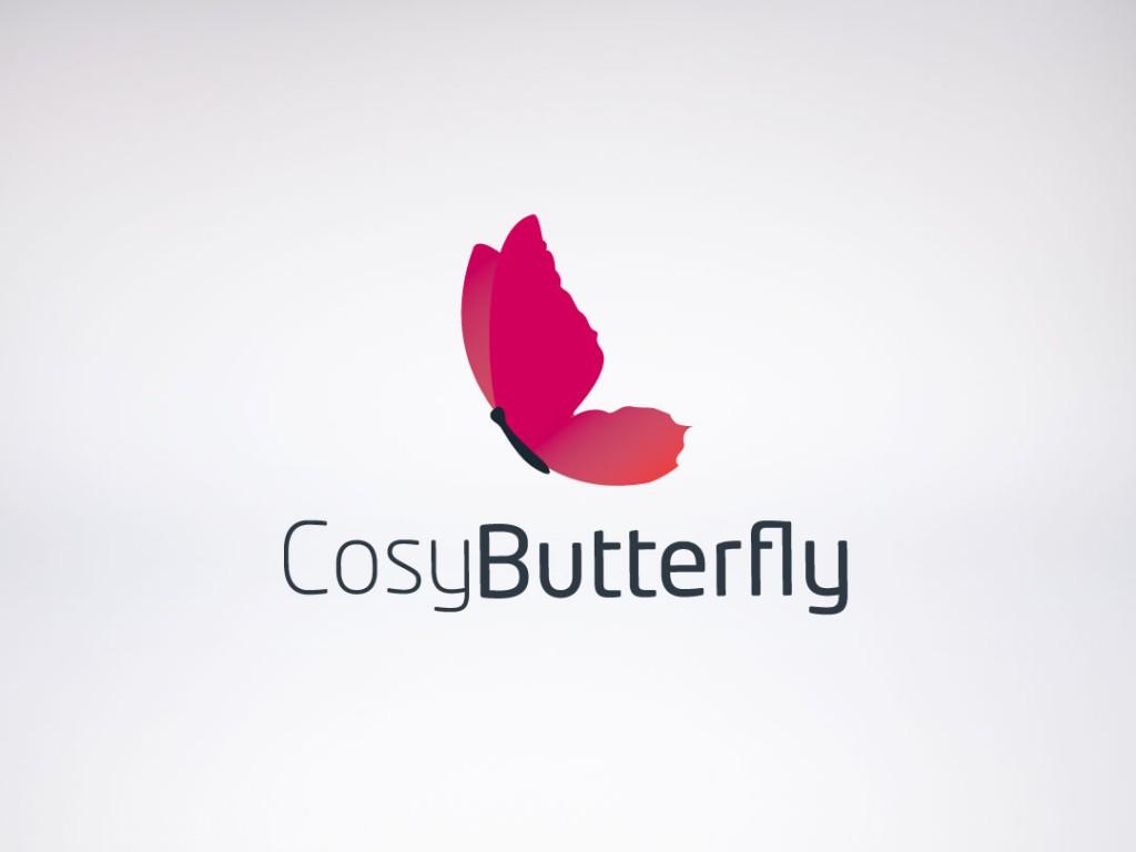 Cosy Butterfly – Identidad Corporativa