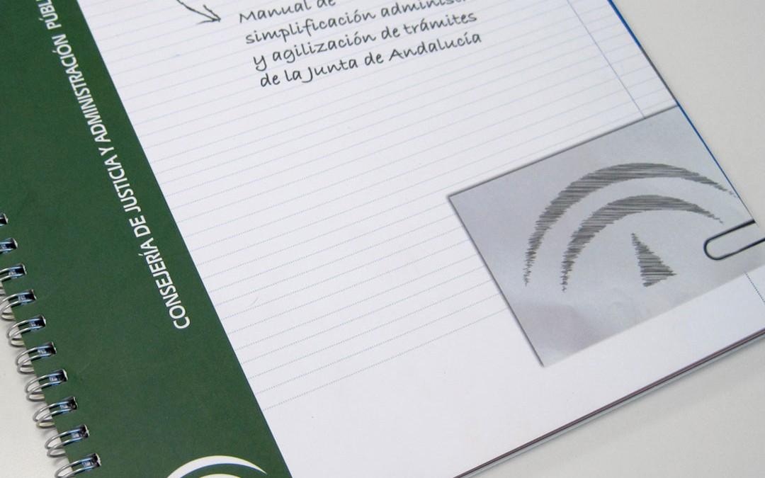 Consejería de Justicia – Manual de Simplificación