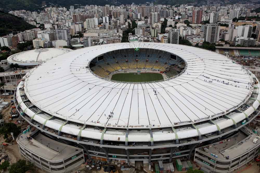 Estadio Maracaná 2014