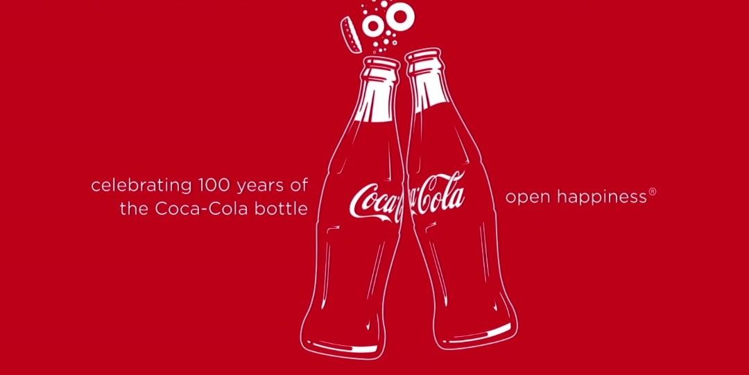 Coca Cola celebra los 100 años de su botella de vidrio