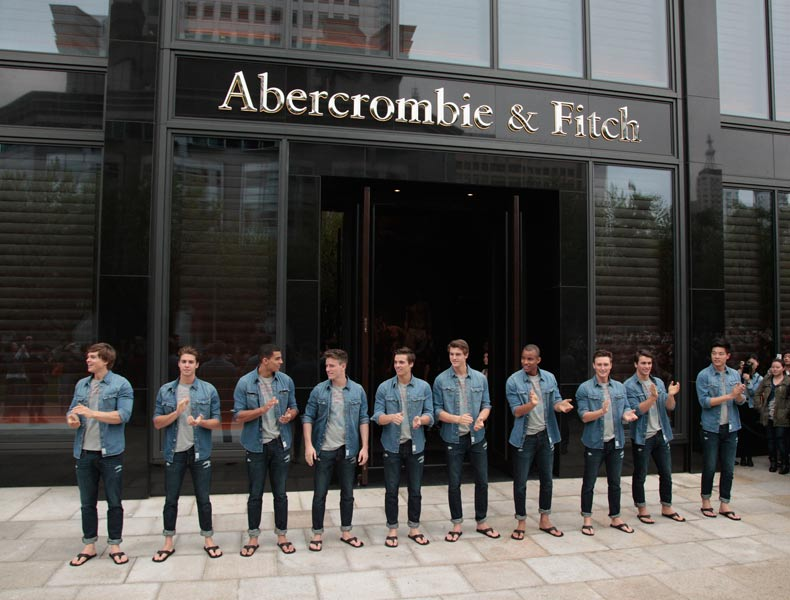 Abercrombie & Fitch deja a un lado el marketing sexual