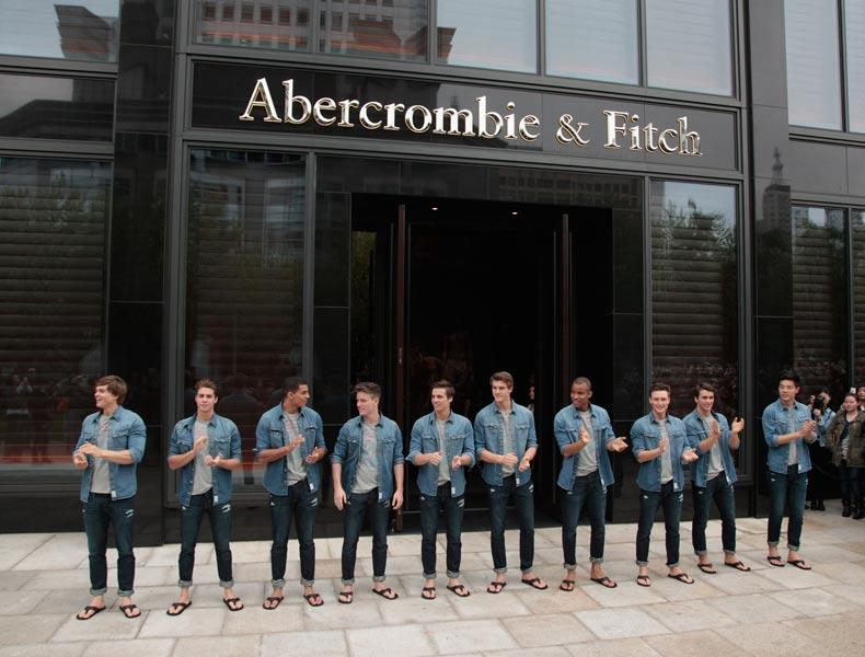 Abercrombie & Fitch deja a un lado el marketing sexual