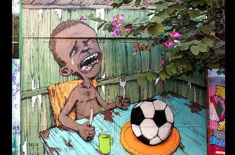 Marketing de Guerrilla durante el Mundial de Brasil