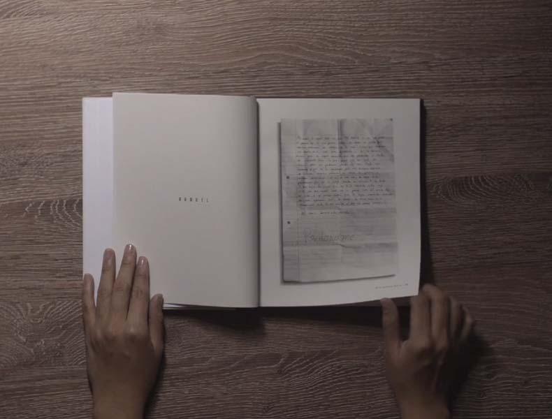 """Un libro de """"amor"""" para luchar contra la violencia de género"""