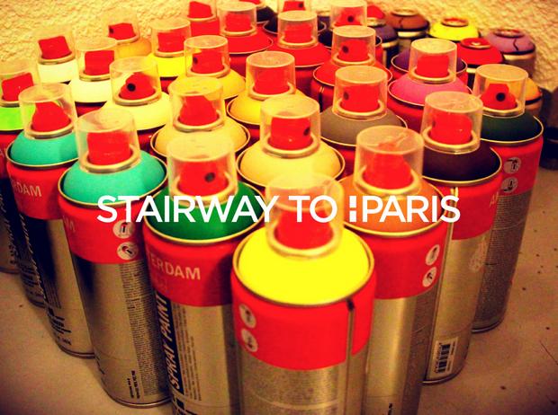 Street art para decorar las instalaciones de Havas París