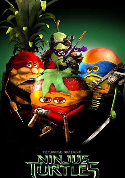 Oasis: Ninjus Turtles