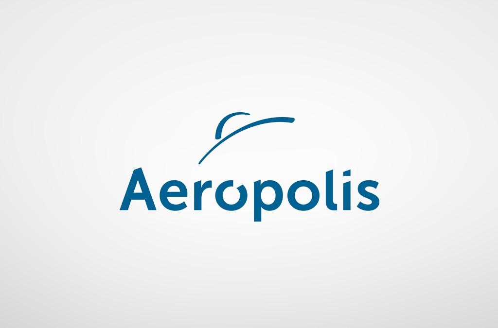 Aerópolis – Identidad Corporativa – Diseño Gráfico