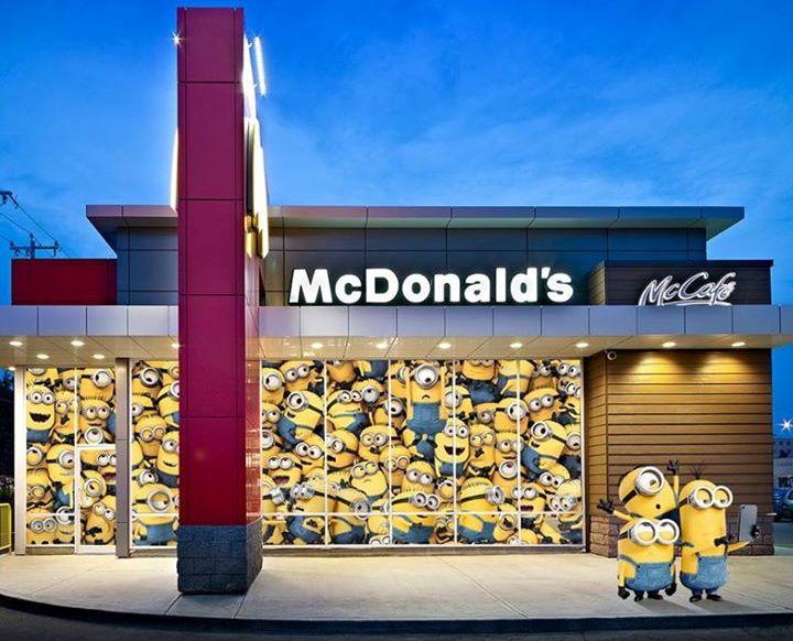 Los Minions llegan a los cines