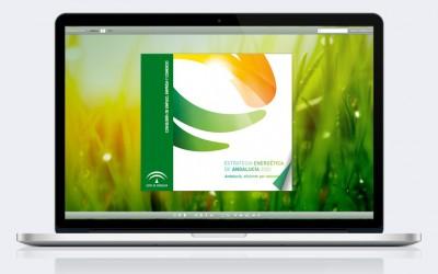 Anagrama Comunicación realiza el diseño y maquetación de la Estrategia Energética 2020