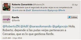 Tweet-Renfe