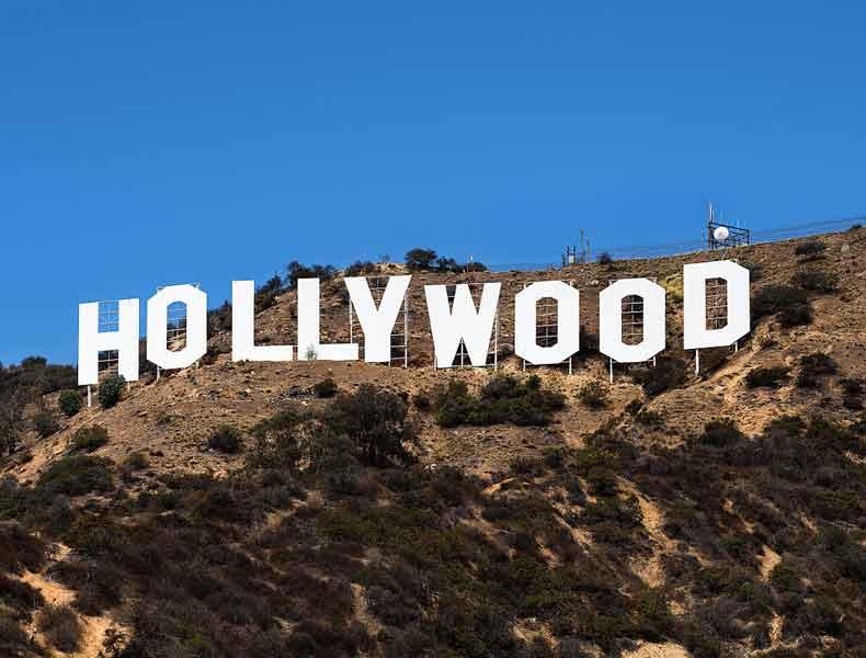 Los anuncios de las estrellas de Hollywood