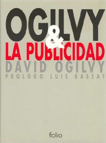 Libros de publicidad: Ogilvy & Lapublicidad