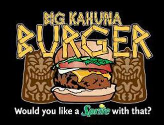 Marcas creadas para el cine - Big Kahuna
