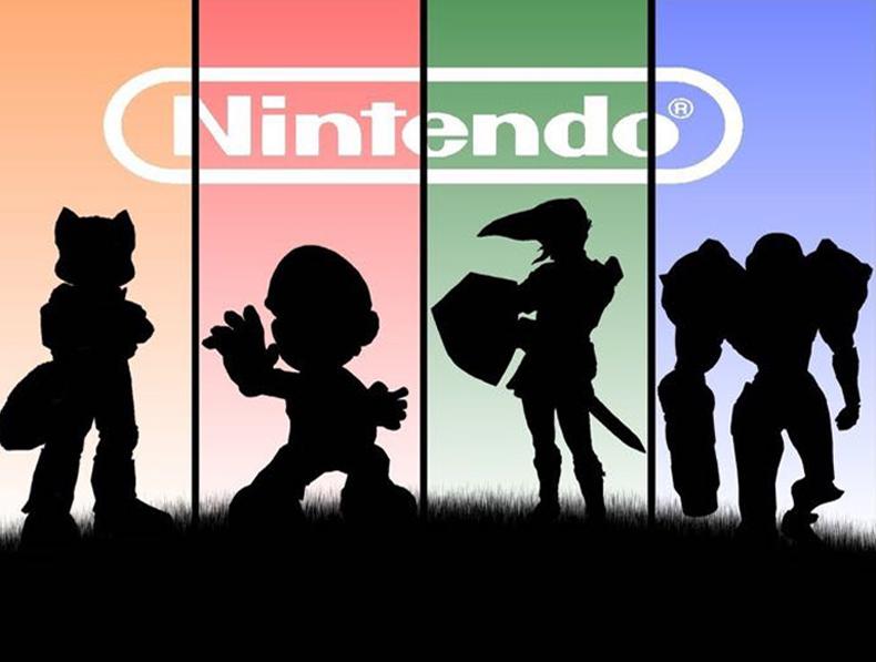 Nintendo y sus cambios de logotipo