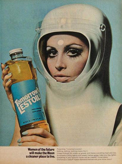 publicidad futurista