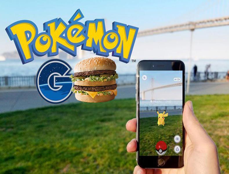La Publicidad «atrapa» a Pokemon Go