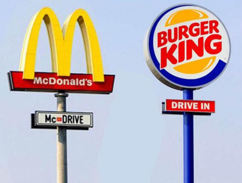 ¿Burger King o McDonald's? En busca de la marca favorita