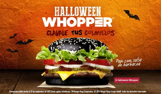 Anuncio Whopper Halloween