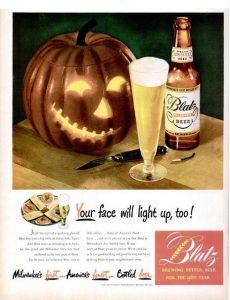 Cerveza Halloween