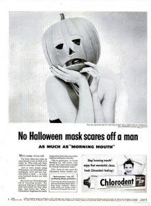Halloween Dentrífico