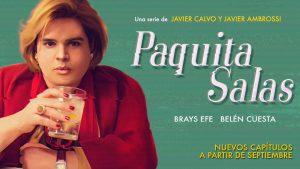 Paquita Salas, la serie competencia de MTMAD