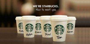 El debranding de las marcas: Starbucks