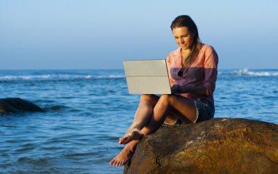 Cómo gestionar las redes sociales en vacaciones sin morir en el intento
