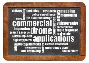 aplicaciones de los drones