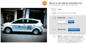 anuncio-ebay-taxi-oviedo-qr