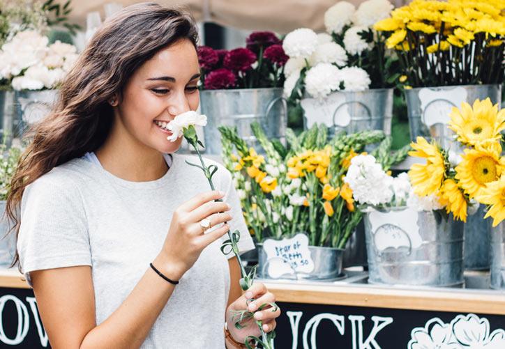 El 'Aroma Branding' encuentra su sitio en campañas publicitarias
