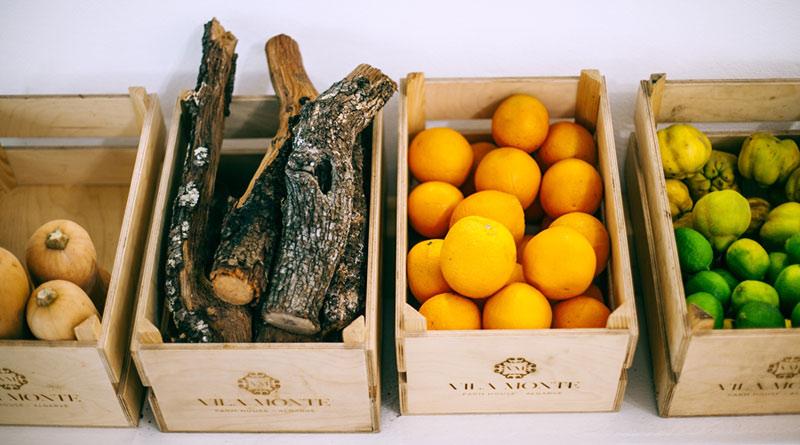 aroma branding wood