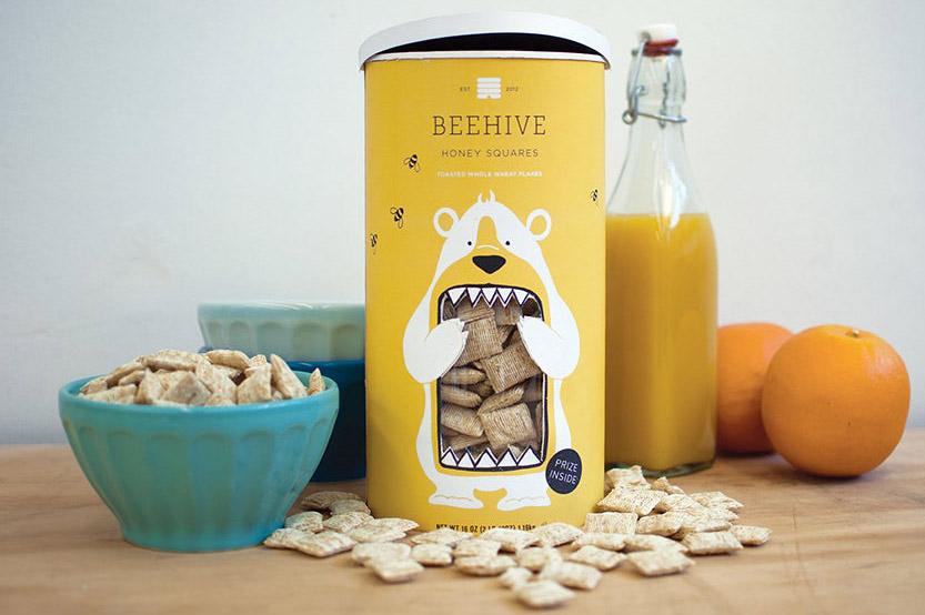 Diseño de packaging de cereales