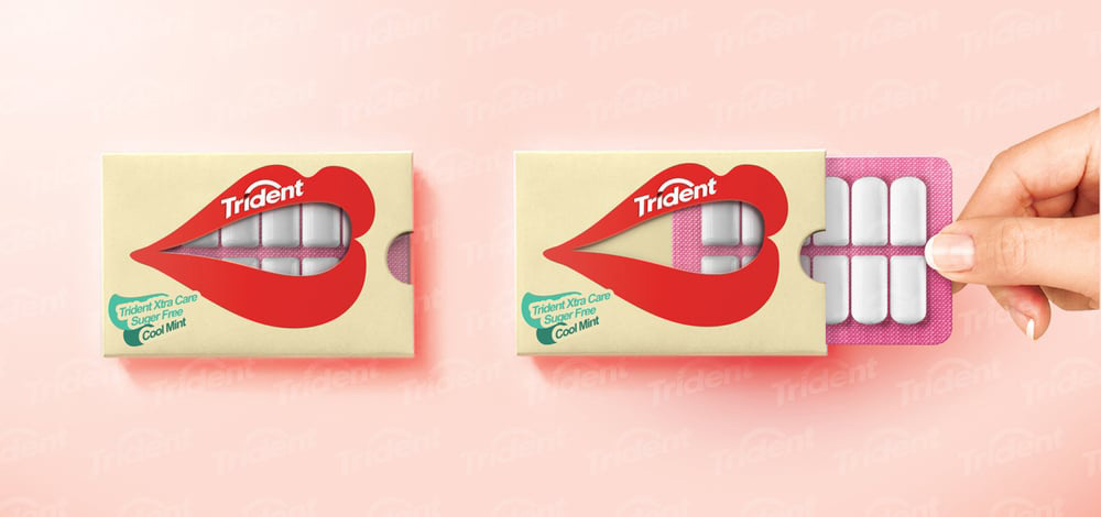 Diseño de packaging chicles